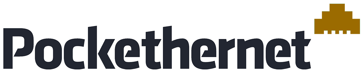 Pockethernet logo